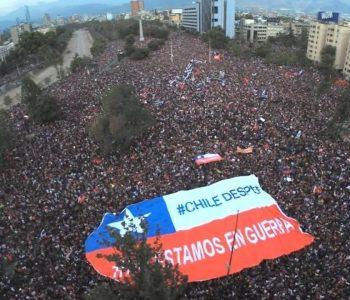 """Chile: """"Das vereinte Volk wird niemals besiegt"""""""